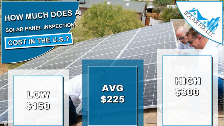 Solar Panel Inspection Cost