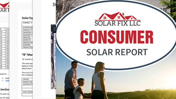 Solar Panel Inspection Report