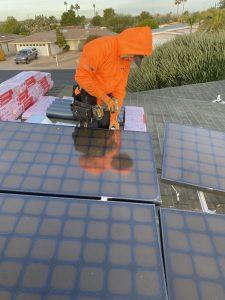 Solar Panel Removal